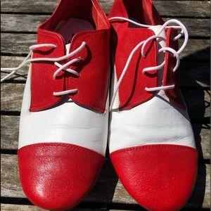 Repetto Zizi Oxford Shoes